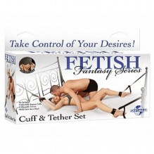 FF Cuff & Teather Set