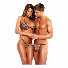 Jungle Love - Lingerie Set Voor Hem En Haar